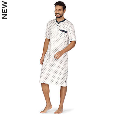 Comte single jersey men´s nightshirt