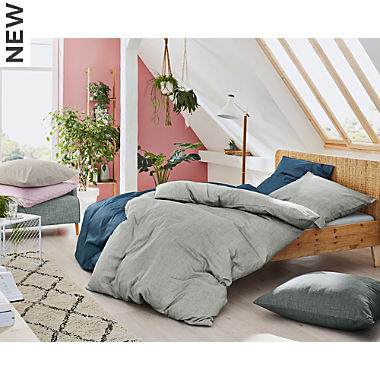 Ibena  reversible duvet cover set