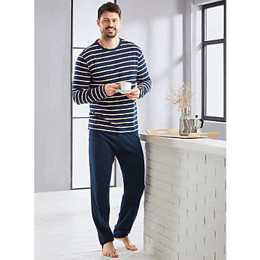 Schiesser single jersey men´s pyjamas