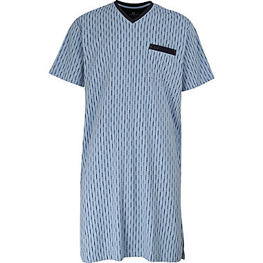 Götzburg single jersey men´s nightshirt