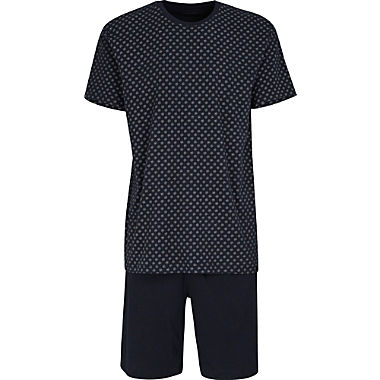 Bugatti single jersey men´s short pyjamas