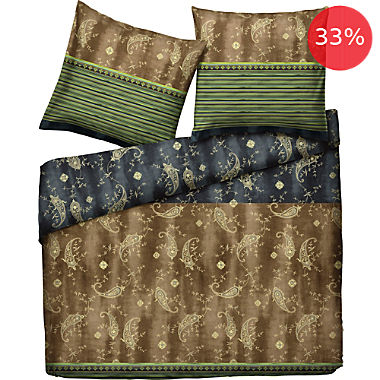 Bassetti fine cotton sateen extra cushion cover