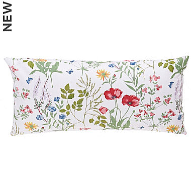 Erwin Müller percale-seersucker extra pillowcase