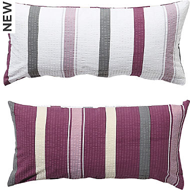 Erwin Müller seersucker extra pillowcase