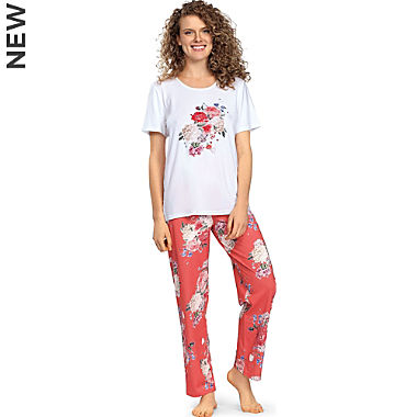 ascafa single jersey women´s pyjamas