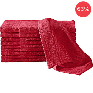 Erwin Müller 10-pack soap towels