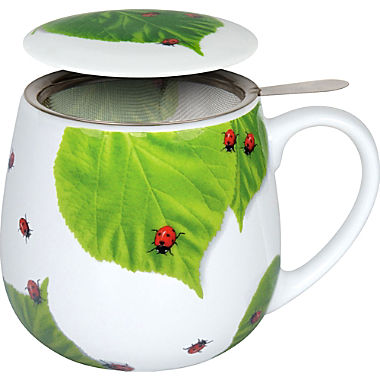 Könitz Tea cup with strainer