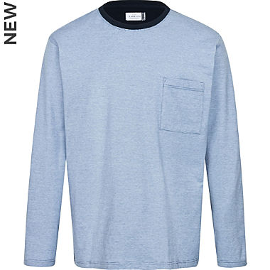 Ammann single jersey men's long sleeve top