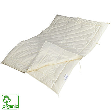 Erwin Müller organic four seasons bed