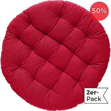REDBEST 2-pack round seat pads