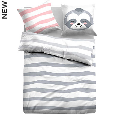 Tom Tailor Linon children's reversible duvet cover set