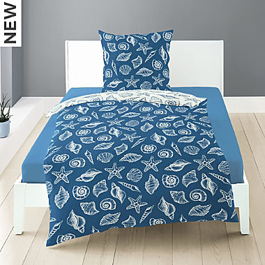 Bierbaum Egyptian cotton sateen duvet cover set