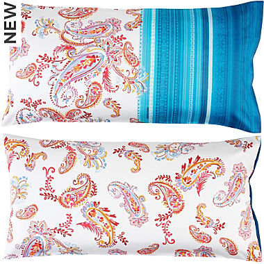 Bassetti fine cotton sateen extra pillowcase