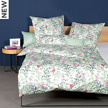 Janine interlock jersey duvet cover set