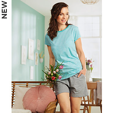 REDBEST single jersey women short pyjamas