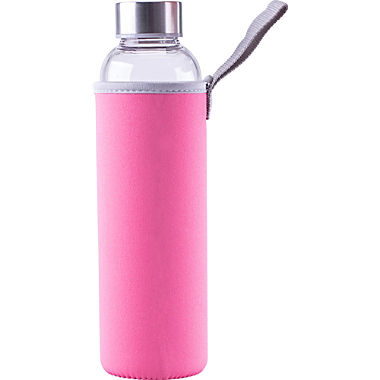 Steuber drinking bottle with protective cover