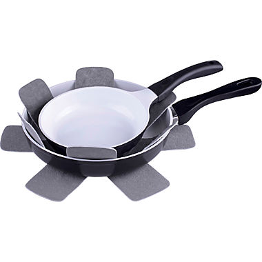 Steuber pack of 3 pan protectors