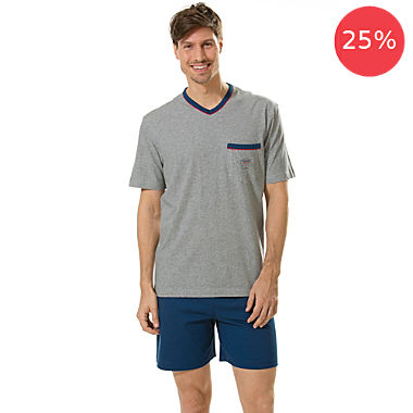 CiTO single jersey men´s short pyjamas