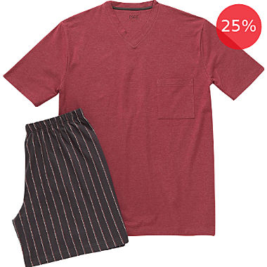 Esge single jersey men´s short pyjamas