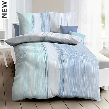 Kaeppel seersucker reversible bedding