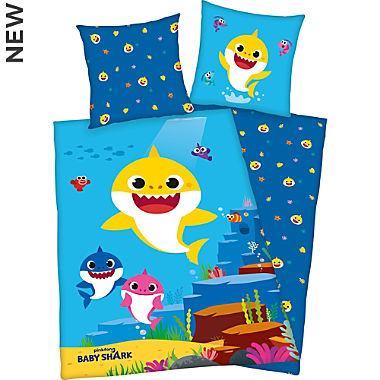 Herding renforcé reversible duvet cover for children