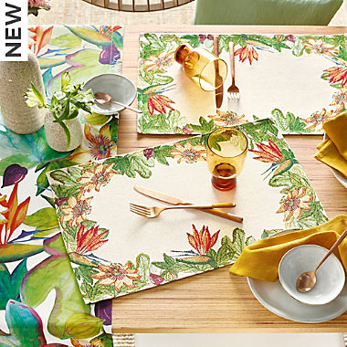 Sander gobelin tapestry table mat