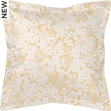 Curt Bauer Egyptian cotton brocade damask cuddly pillow cover