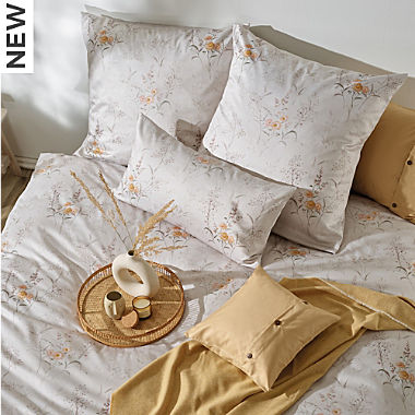 Curt Bauer Egyptian cotton sateen duvet cover
