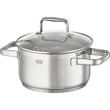 Rösle cooking pot with lid
