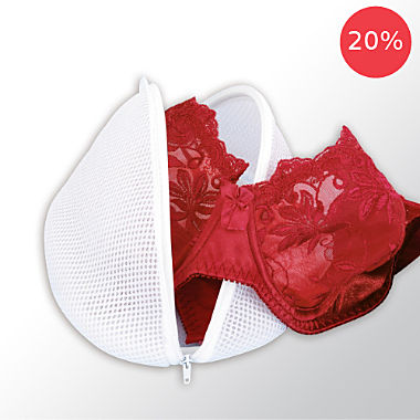 Pack of 2 lingerie laundry bags