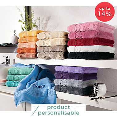 Cawö full terry hand towel
