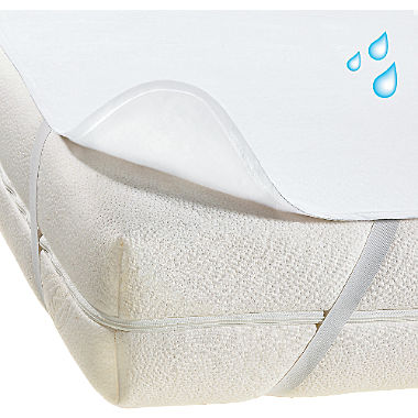Waterproof mattress topper