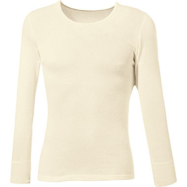 Angora long sleeve undershirt