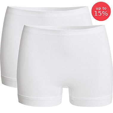 Conta boyshorts in double pack